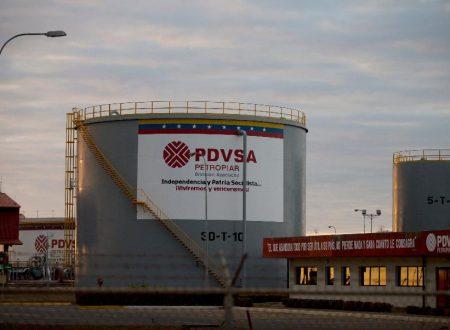 Sanzioni alla PDVSA: carburante per la guerra