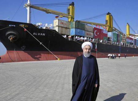L'India salva i legami coll'Iran dagli attacchi degli Stati Uniti