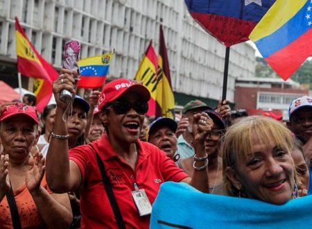 Nonostante i fallimenti, gli USA continuano l'offensiva contro il Venezuela