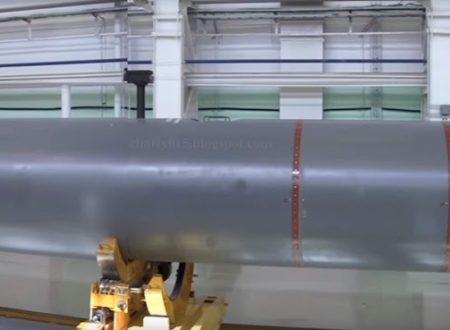 La Marina Militare russa equipaggia i sottomarini coi siluri nucleari Posejdon