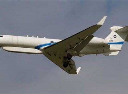 Aerei russi intercettano aerei-spia israeliani