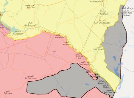 La Turchia respinge il nuovo piano degli USA sulla Siria