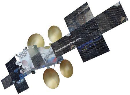 La Russia completa il sistema di comunicazioni militari spaziale