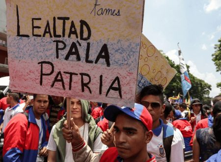 Guaidó, burattino del XXI secolo