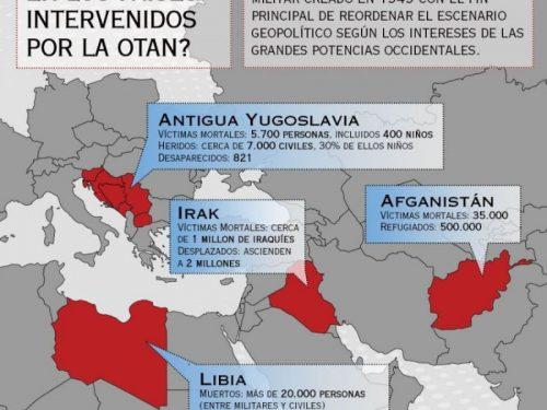 """L'""""aiuto umanitario"""" come strumento per distruggere Paesi"""