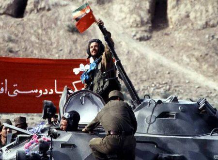 L'Afghanistan era un campo di battaglia per il dominio del mondo