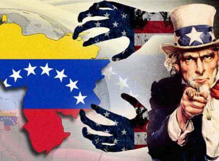 """Il programma di """"guerra economica"""" al Venezuela"""