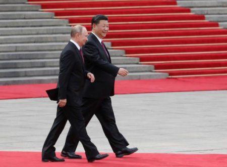 Riavvicinamento Cina-Russia a tutta forza