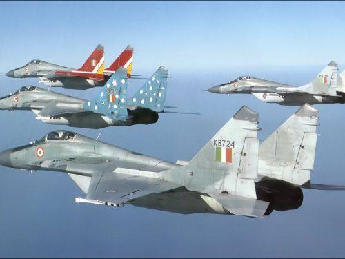 150 MiG-29 a Delhi; i militari indiani espandono la flotta di Fulcrum