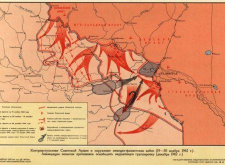 3 ragioni per cui l'Armata Rossa vinse la battaglia di Stalingrado