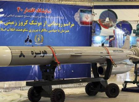 Perché il nuovo missile da crociera dell'Iran spaventa Israele