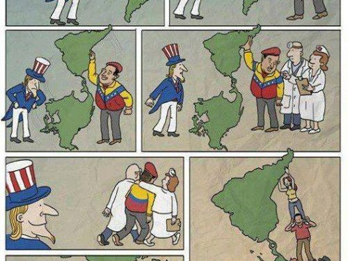 La crociata del Southern Command contro il Venezuela