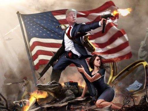 La demagogia di Trump si spegne