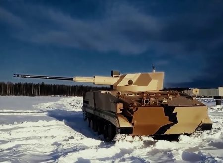 La Russia crea armi mai viste