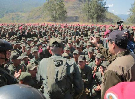 Washington usa i Paesi caraibici contro il Venezuela, e Maduro risponde