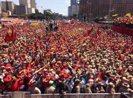 Gli obiettivi dell'impero, Venezuela e Argentina