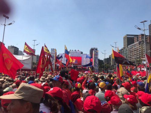 Patriottismo e sostegno russo cruciali per difendere il Venezuela dall'aggressione USA