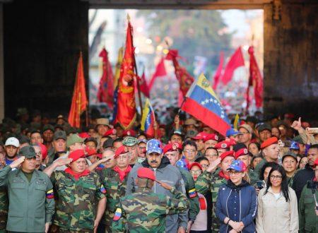 Il Venezuela disarma una rete golpista della CIA