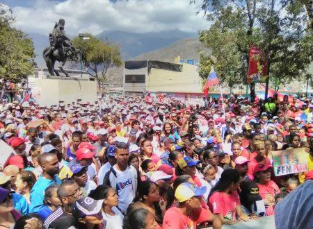 """Dati che smentiscono la """"crisi umanitaria"""" in Venezuela"""