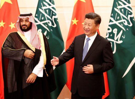 Il tour del principe ereditario saudita mostra un cambiamento strategico