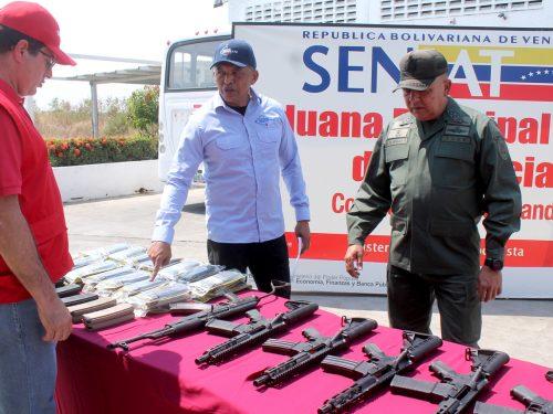 Visita alla misteriosa compagnia aerea statunitense accusata di armare il golpe in Venezuela
