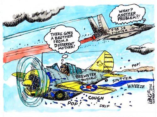 Pessimo ed effimero: il Pentagono svela altri problemi dell'F-35