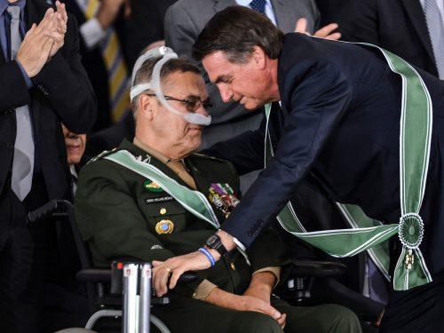 La crisi venezuelana catapulta la giunta militare in Brasile