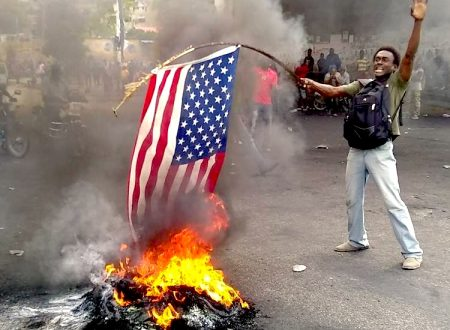 La rivoluzione ad Haiti è collegata al Venezuela
