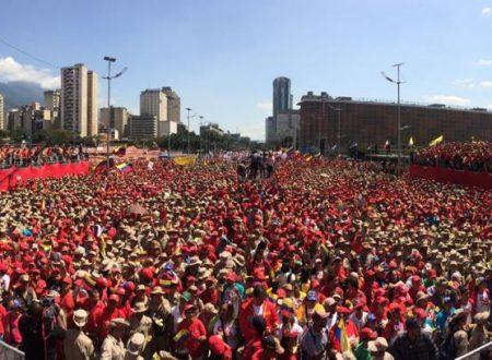 Presidente Maduro all'Unione europea: non accettiamo ultimatum da nessuno