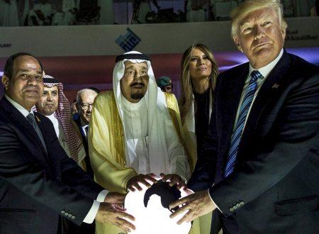 Trump aiuta Israele a fornire armi nucleari all'Arabia Saudita