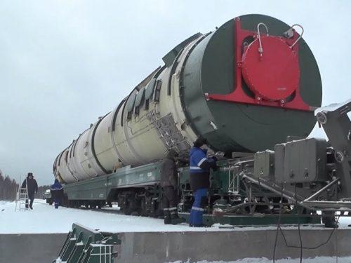 L'ICBM Sarmat può violare qualsiasi sistema di difesa missilistica