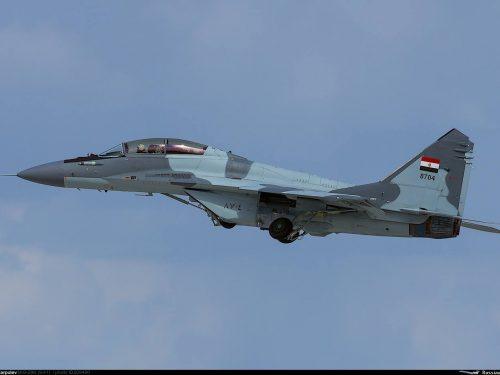 L'Egitto ordina 24 caccia Su-35 alla Russia
