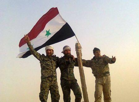 Gli USA impiegano lo SIIL per attaccare i giacimenti petroliferi siriani