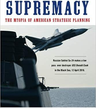 "Recensione del volume ""Losing Military Supremacy"" di Andrej Martjanov"