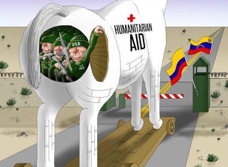 Il Venezuela crea un'unità militare per proteggere i servizi chiave