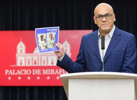 Il Venezuela presenta le prove del complotto terroristico