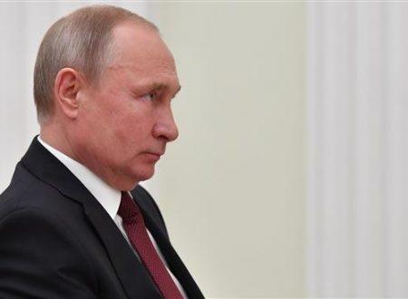 Il Presidente Putin sospende l'adesione della Russia all'INF
