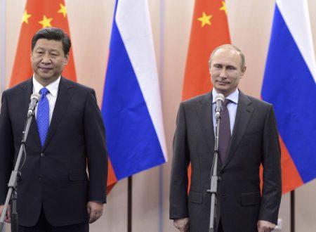 La guerra commerciale USA-Cina aumenta il commercio sino-russo