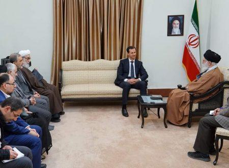 """L'Iran rafforza il """"Fronte della Resistenza"""""""