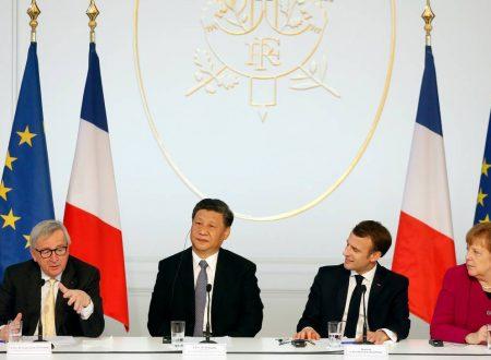 Xi delinea una proposta su quattro fronti sulla governance globale