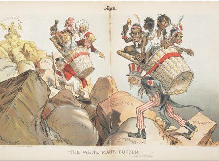 """ICC e ONG: odierne manifestazioni """"del fardello dell'uomo bianco"""""""
