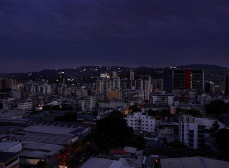Venezuela: 7 note sul Blackout
