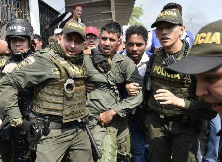 I disertori venezuelani abbandonati