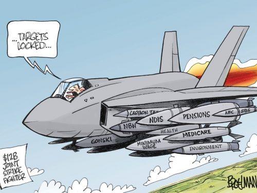 Lo Stato industriale militare affronta Russia e Cina