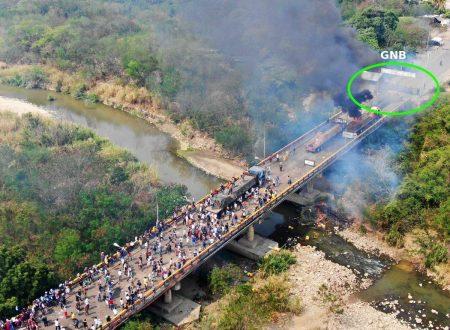 Smentire le menzogne sull'aiuto umanitario al Venezuela