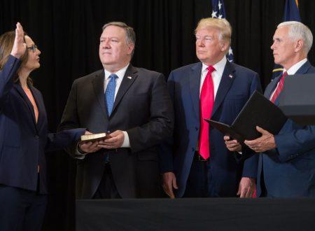 La CIA di Trump torna alle sue solite peripezie