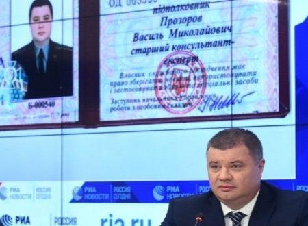 Il capo della sicurezza ucraina ammette che Kiev ha abbattuto il volo MH-17