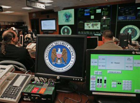Come possono gli USA monitorare il mondo se usiamo Huawei?