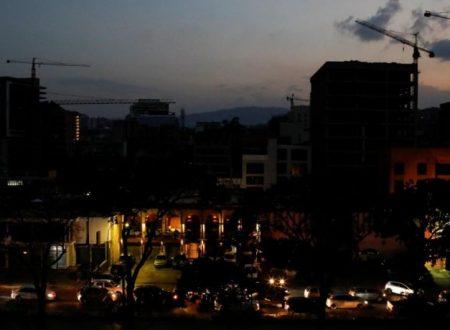 Storia del sabotaggio elettrico in Venezuela