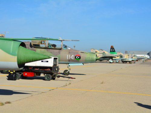 Chi controlla i cieli della Libia?